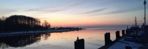 Naturnah und ruhig: Ferienwohnung nahe Schaprode